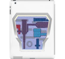 Arctic B.A.T. Battle Android Trooper iPad Case/Skin