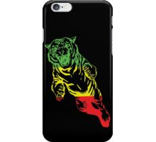 Rasta Tiger iPhone Case/Skin