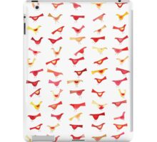 An Army of Undisciplined Birds iPad Case/Skin