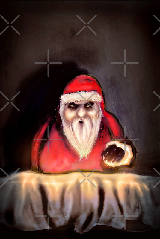 Black Xmas: Santa Claus is Here by ROUBLE RUST