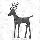 Genevieve's Reindeer by Nic Squirrell