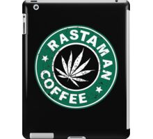 RASTAMAN COFFEE iPad Case/Skin