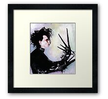 The story of an uncommonly gentle man. Framed Print