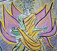 Astral Angel • August 2004 by Robyn Scafone