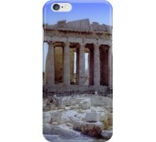 Parthenon 1990 iPhone Case/Skin