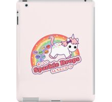 Unicorn Poop iPad Case/Skin