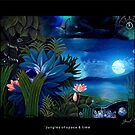 Jungles of Time and Space by jewd barclay