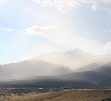 MIST MOUNTAINS by WildeEntertain