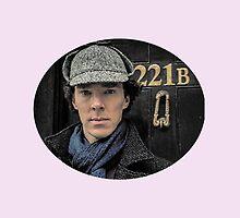 Sherlock Holmes, Benedict Cumberbatch, 221B Baker Street by NerdGirlTees