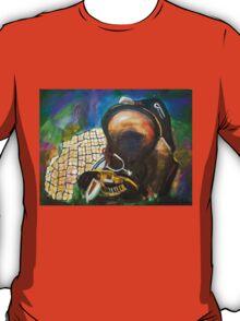 Stockmans' Saddle T-Shirt