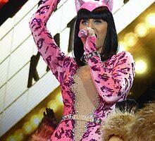 Katy Perry Kitty by halfaheart