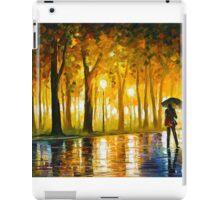 BEWITCHED PARK - Leonid Afremov iPad Case/Skin