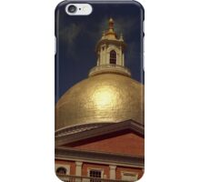 <State House Dome> iPhone Case/Skin