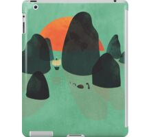 No one ever believed them... iPad Case/Skin