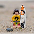 No Surf Today  by minifignick