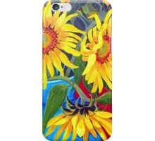 Sunflowers iPhone Case/Skin