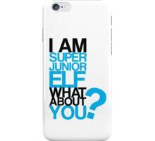 I am Super Junior Elf iPhone Case/Skin
