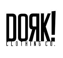 Dork! Clothing Co. Logo by iamtheepiggiee