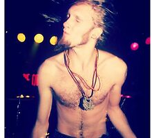 Layne Staley by ascheb