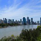 Beautiful Brisbane by Keith G. Hawley