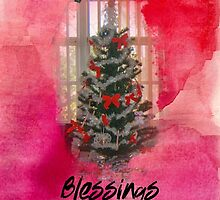 Merry Christmas Blessings 2014 by designingjudy