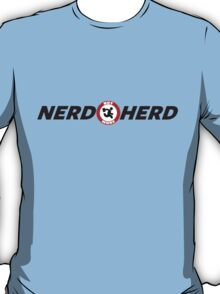 Buy More Nerd Herd - Chuck T-Shirt