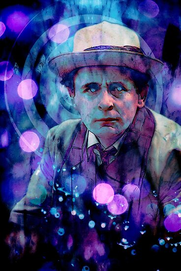 The Seventh Doctor by David Atkinson