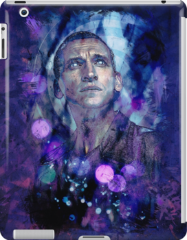 The Ninth Doctor by David Atkinson
