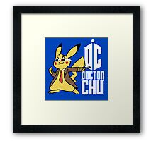 dr. chu Framed Print