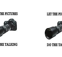 PHOTOGRAPHERS CAMERA MUG WITH ZOOM LENS >>LET THE PICTURES DO THE TALKING by ✿✿ Bonita ✿✿ ђєℓℓσ