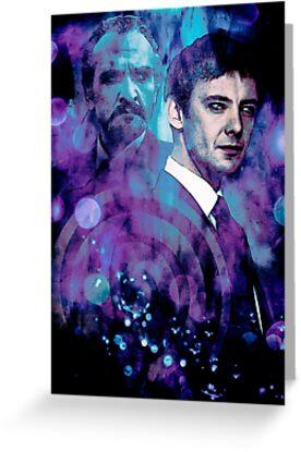 The Master by David Atkinson