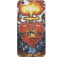 'Valor del Corazon' ('Courageous Heart') iPhone Case/Skin