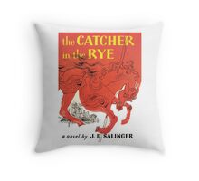 Catcher in the Rye  Throw Pillow