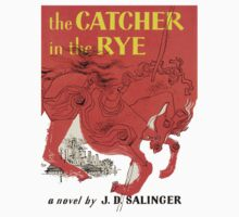Catcher in the Rye  by ArabicTshirts
