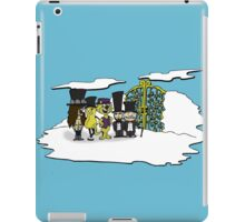 Top Hat Heaven iPad Case/Skin