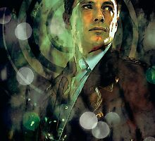 Captain Jack Harkness by David Atkinson
