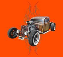 Pinstripe RAT - Full Throttle-a Kids Clothes