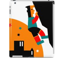 Rock Climbing Outdoor Abstract iPad Case/Skin