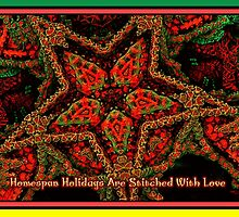 Stitched With Love by James Brotherton