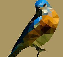 LP Bird by Alice Protin