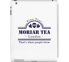 MoriarTea: That's What People Brew iPad Case/Skin