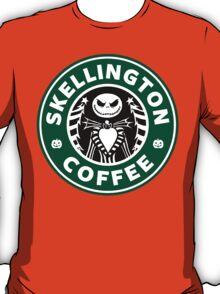 Skellington Coffee T-Shirt