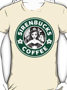 Sirenbucks Coffee T-Shirt