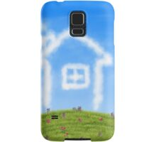 House of clouds Samsung Galaxy Case/Skin
