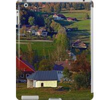 Beautiful autumn scenery | landscape photography iPad Case/Skin