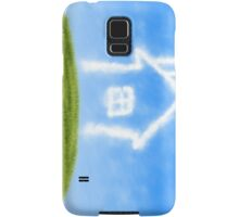 House of clouds 2 Samsung Galaxy Case/Skin