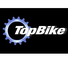 TopBike Photographic Print