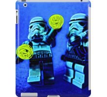 Raving stormtroopers by Tim Constable iPad Case/Skin