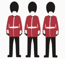 British Queen's Guard by sweetsixty