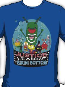 Justice League of Bikini Bottom T-Shirt